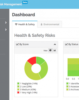 CS-VUE is ready to help with new Health & Safety Legislation